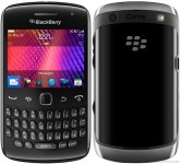New Black Berry 9360